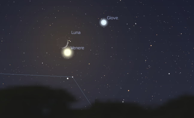 eclisse venere luna 1.12.08