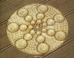 basket 1999 cropcircle