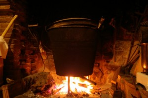 fuoco pastorizzare