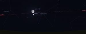 giove luna