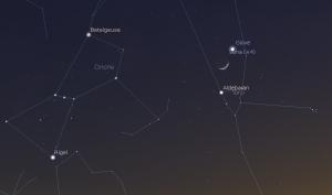 aldebaran giove luna