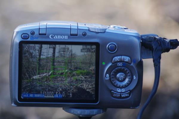 fototrappola canon
