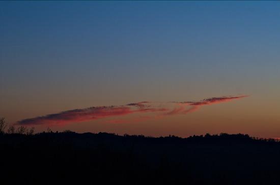 ultimo tramonto
